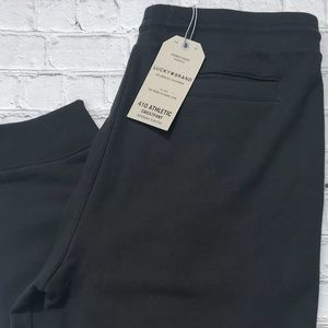 Lucky Brand Grey Label Soft 410 Fit Athletic Pants